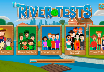 The River Tests - IQ Logic Puzzles & Brain Games